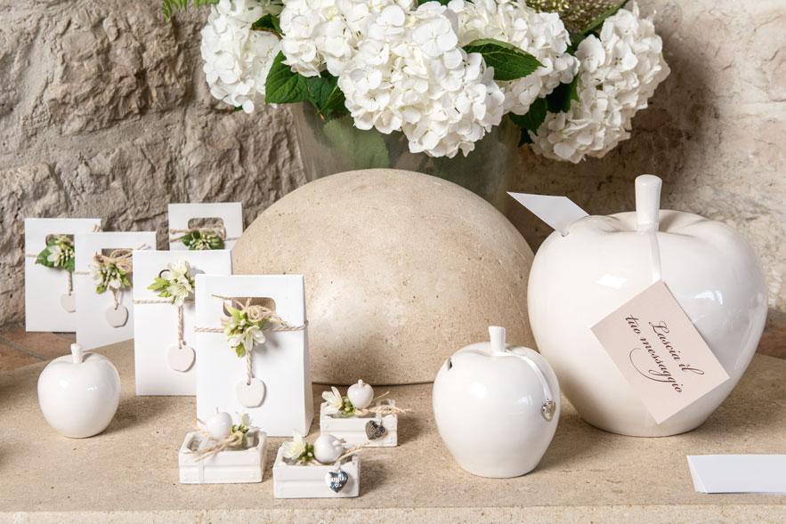 Bomboniere - Oggetti in ceramica