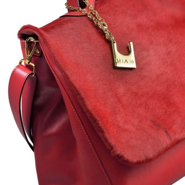 Borsa Lamù Cavallino (rosso) dettaglio1 - MIA16