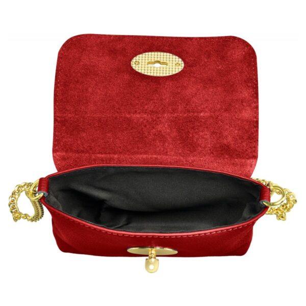 Pochette NAPOLI (rosso) dettaglio1 - MIA16