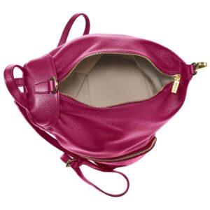 Zainetto Safe Pake (fucsia) dettaglio2- MIA16
