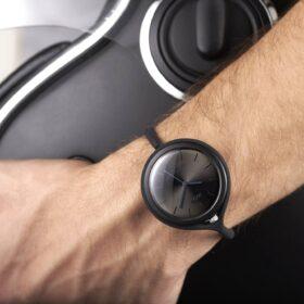 Orologio da polso di design Lexon