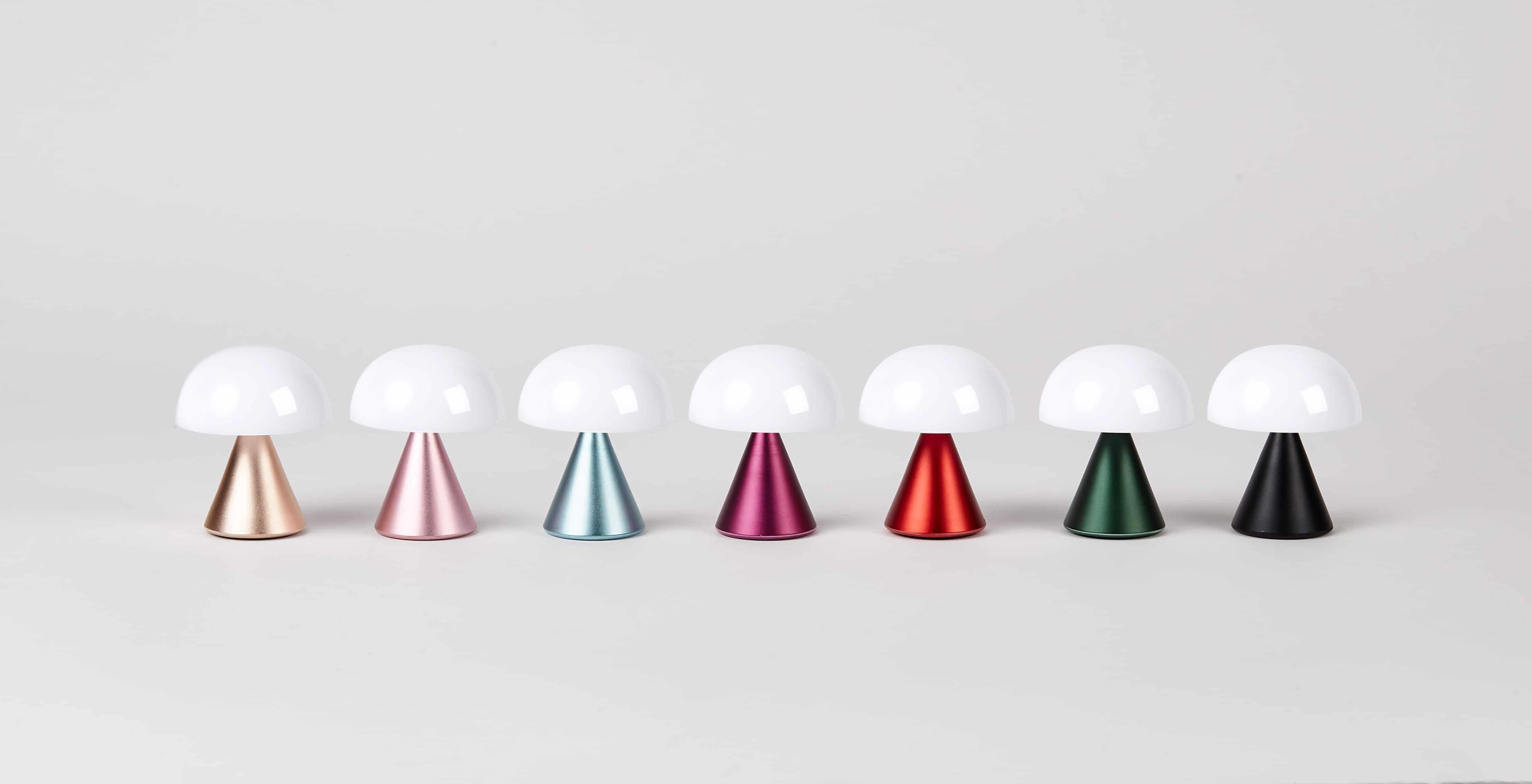 Lampada led Mina Lexon - tutti i colori
